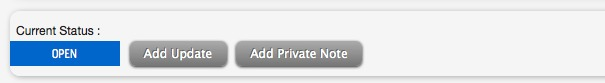 Creating a Private Note
