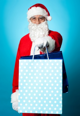Smart santa customer