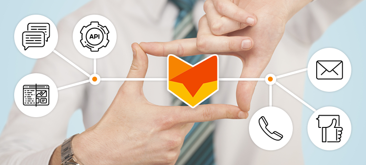 Win at Omnichannel Support with HappyFox!