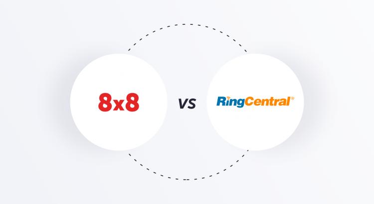 RingCentral vs 8x8