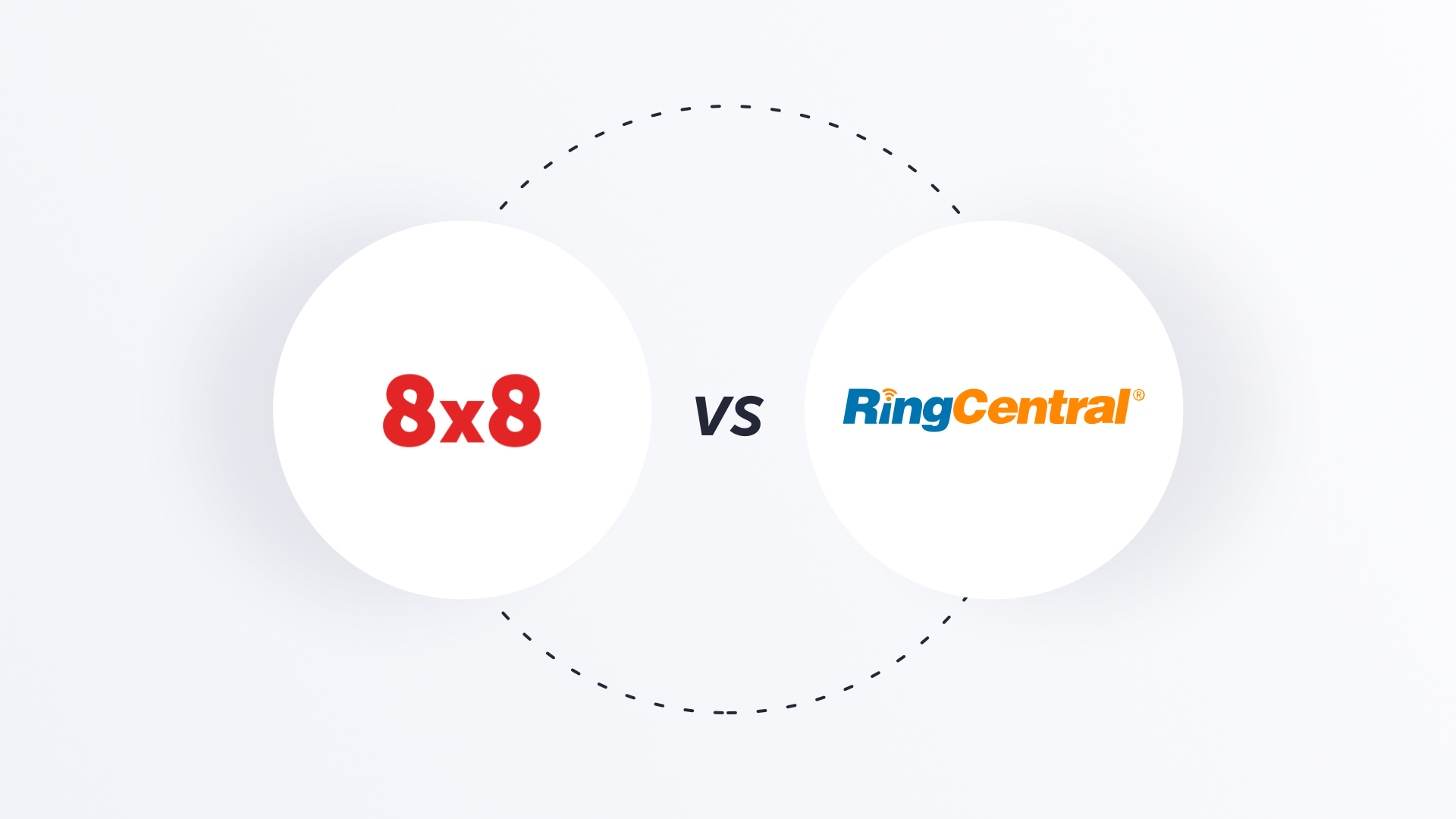 RingCentral vs 8×8: Comparing the VoIP Phone Systems