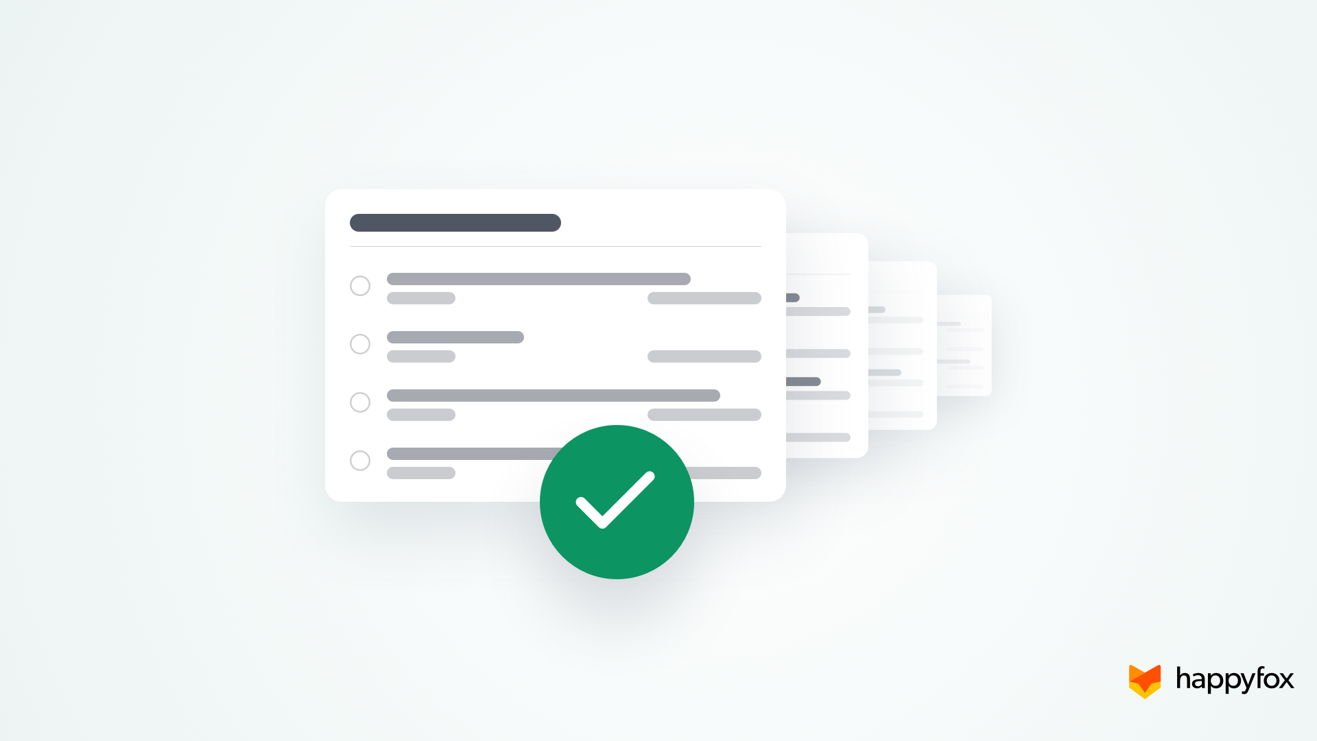 Task Templates – Automate Task Management in your Help Desk