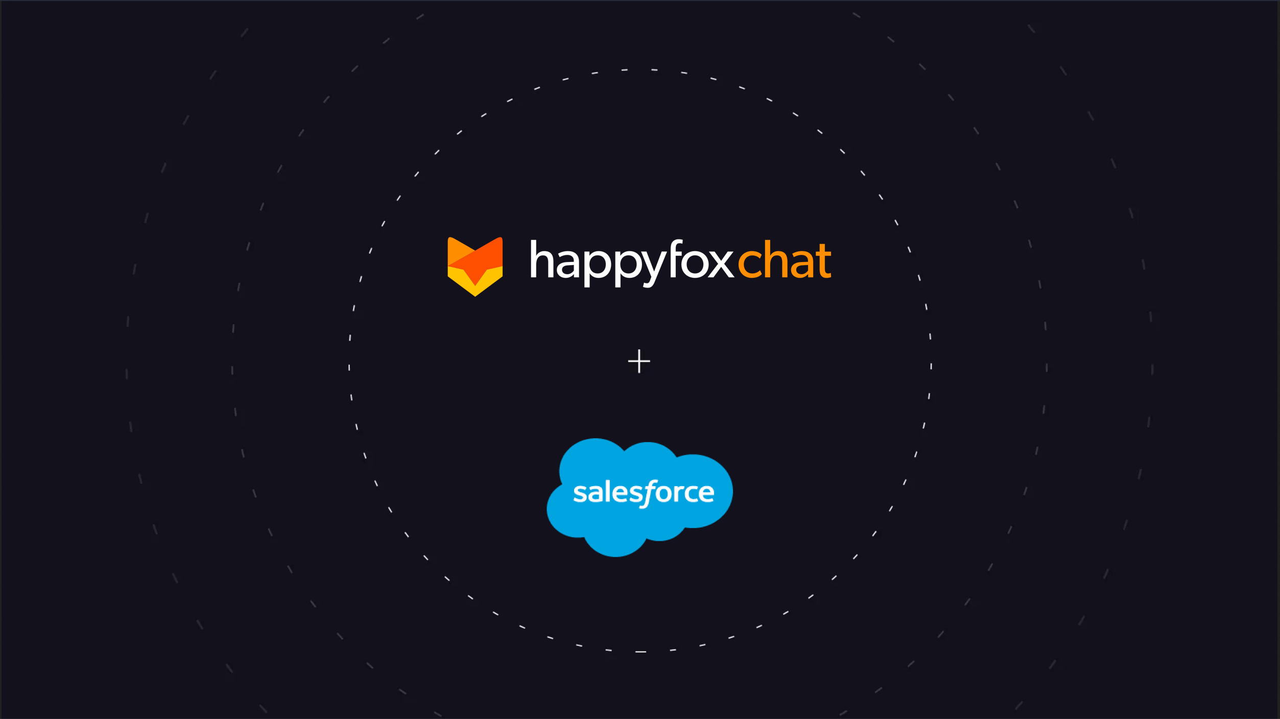 How to setup Salesforce with live chat
