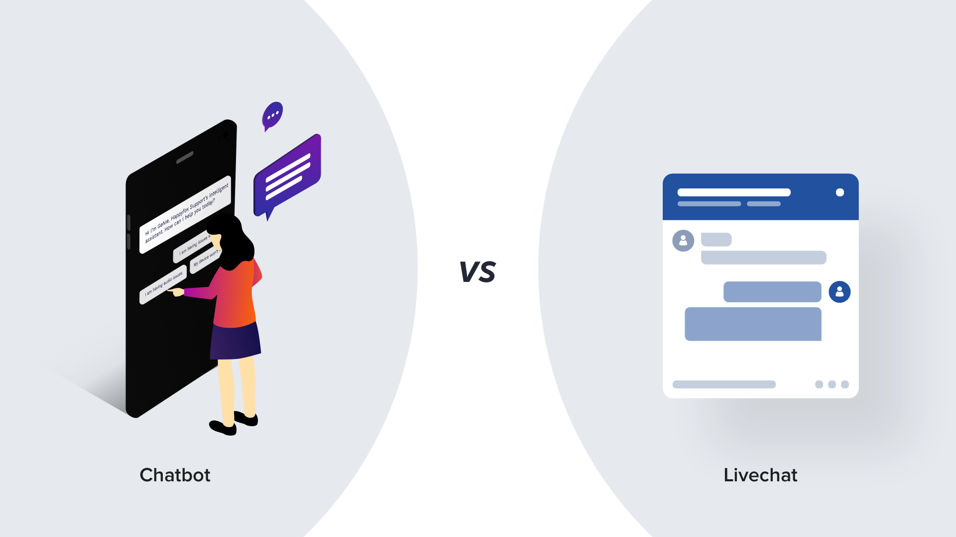 Chatbot vs Live Chat – Which One to Choose for Your Business?