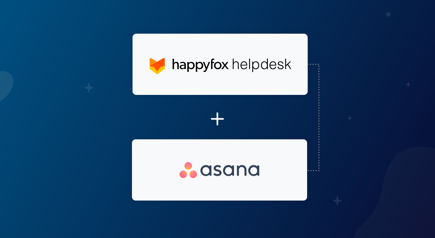 Integrate Asana Project management with HappyFox Help Desk