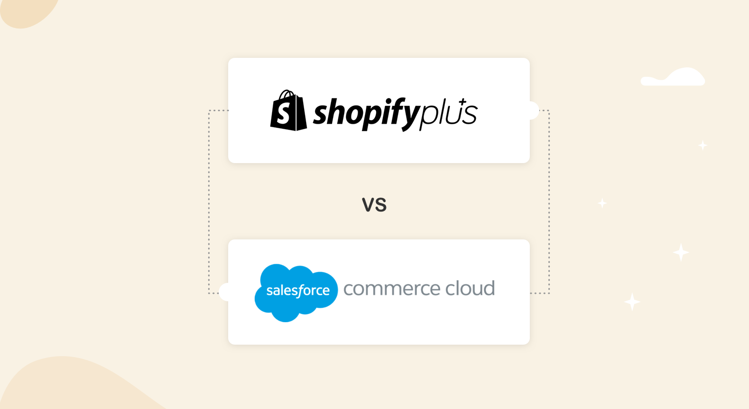 Shopify Plus vs Salesforce B2C Commerce – Which is absolute Best for Enterprises?