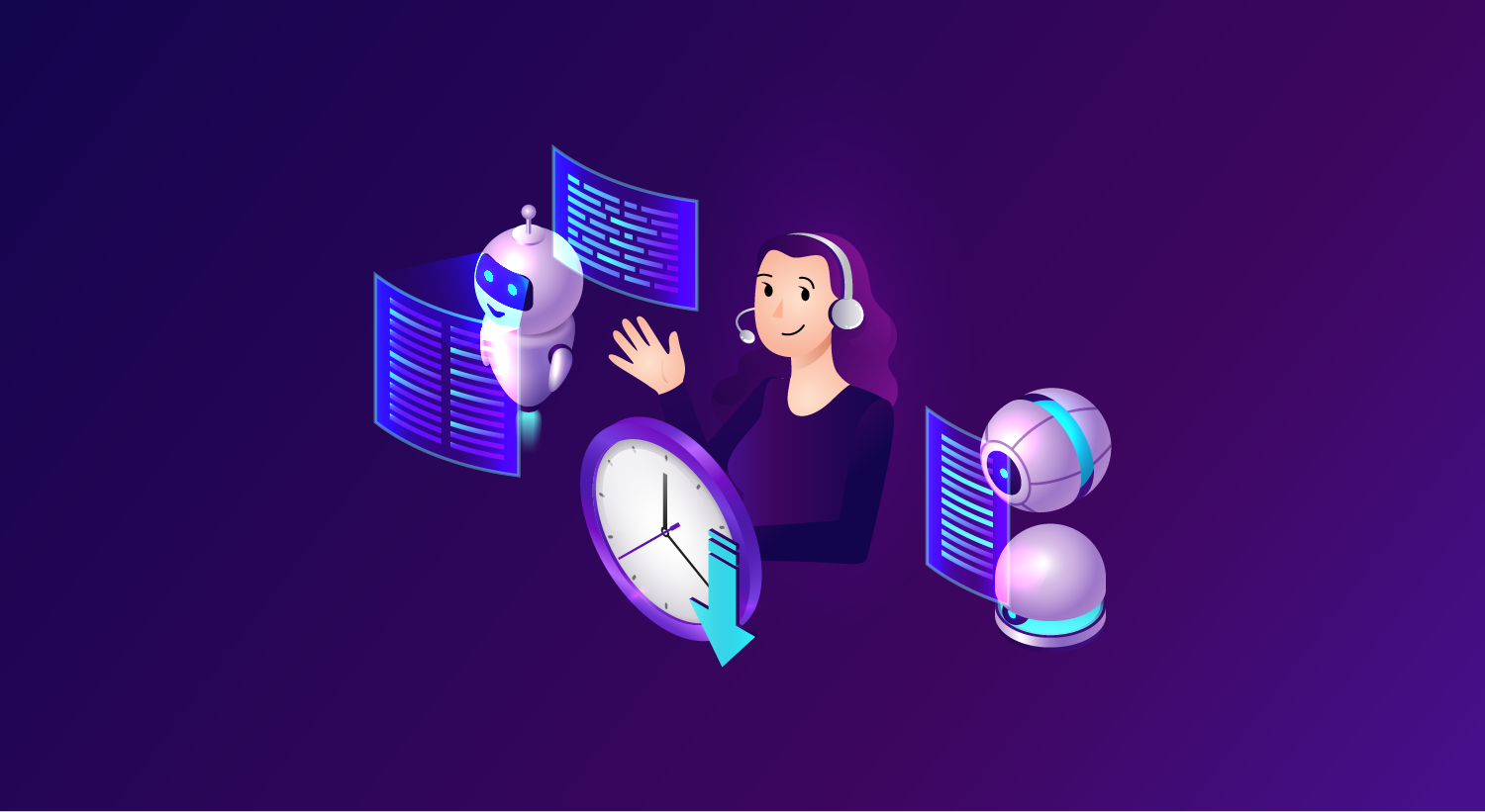 How to Reduce Customer Service Response Time with AI
