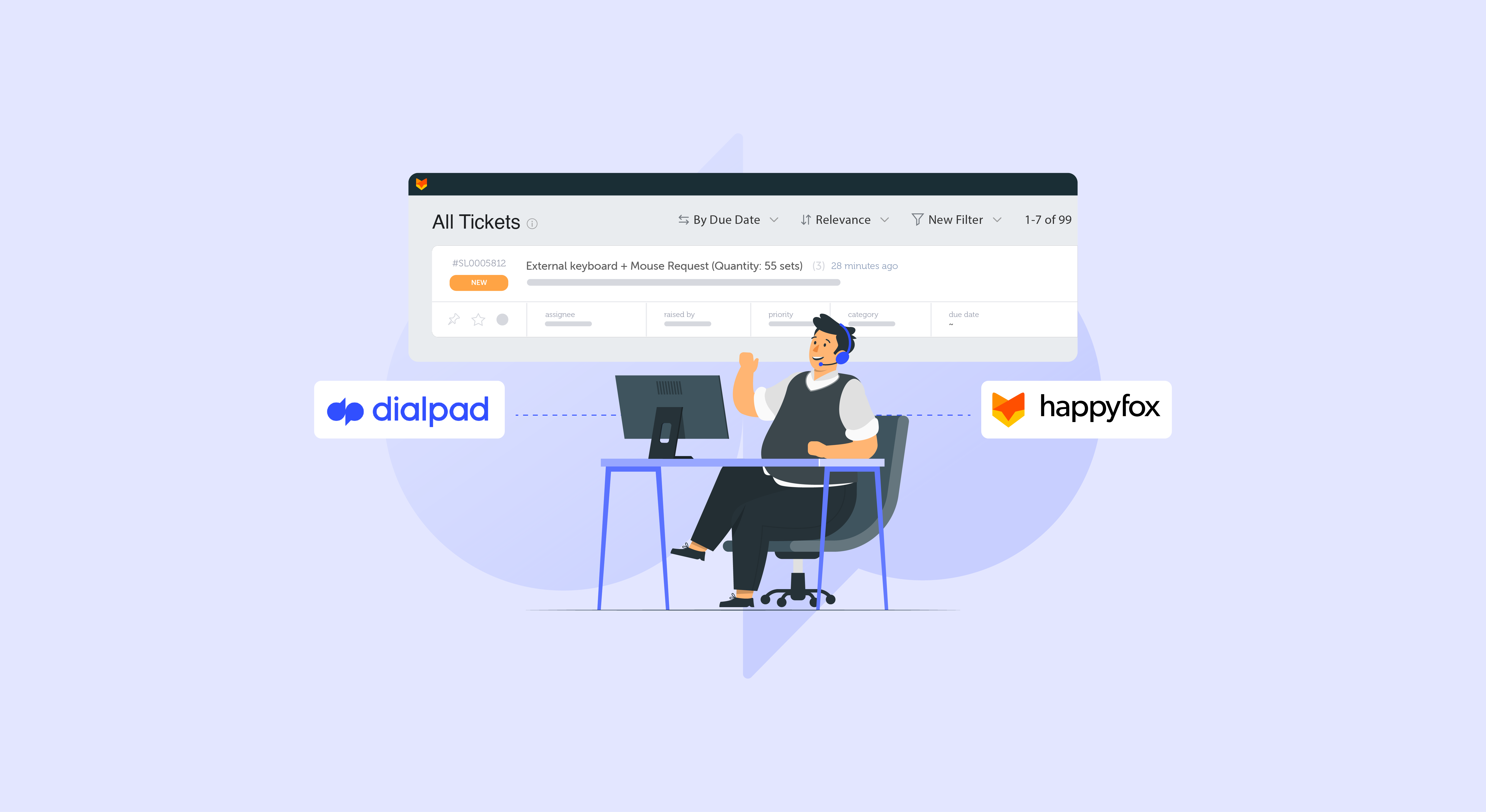 Using voice for customer communication? 3 ways HappyFox – Dialpad Integration makes it easy to manage