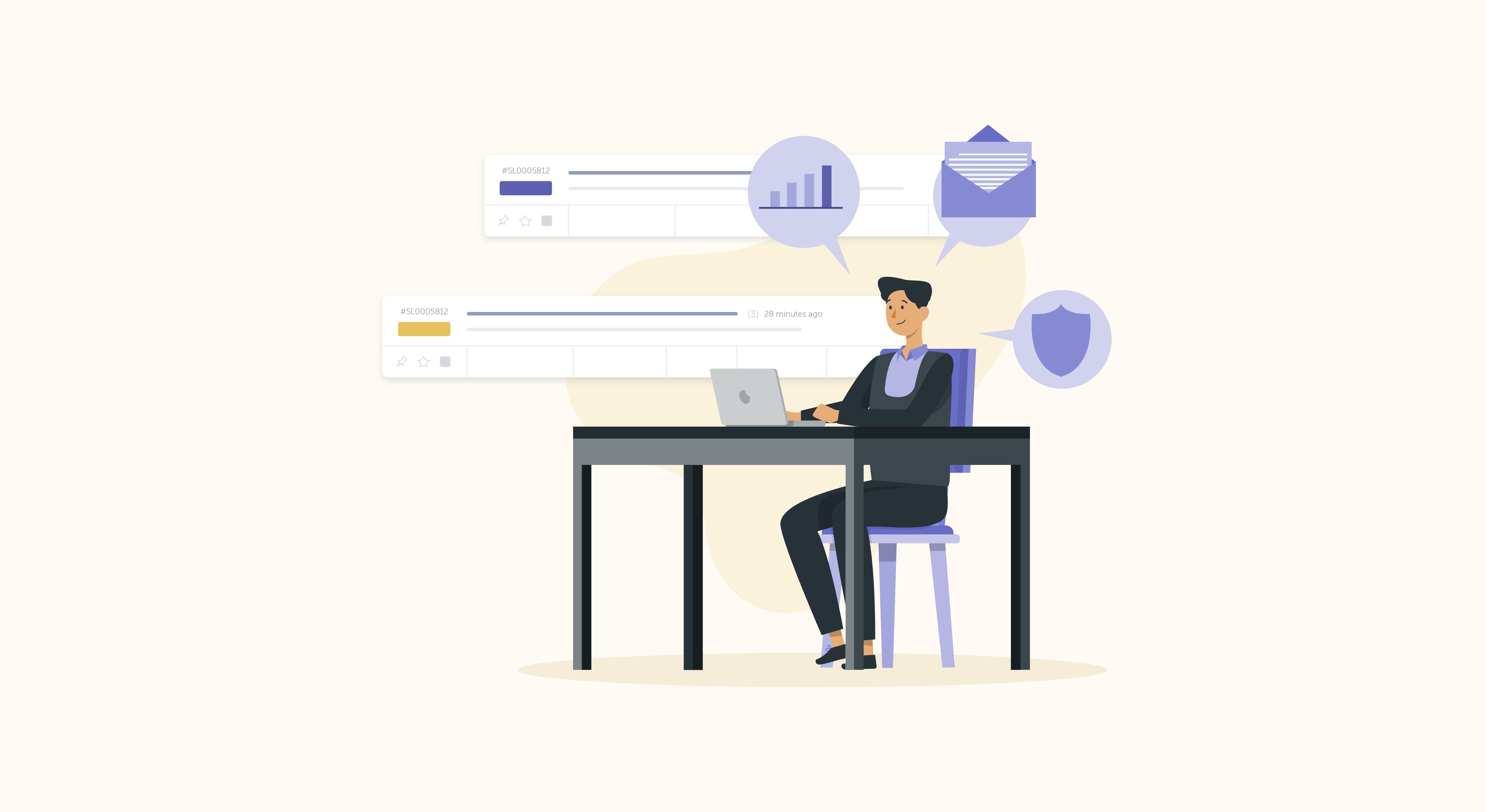 What should Enterprises look for in a Help Desk Software? [Infographics]