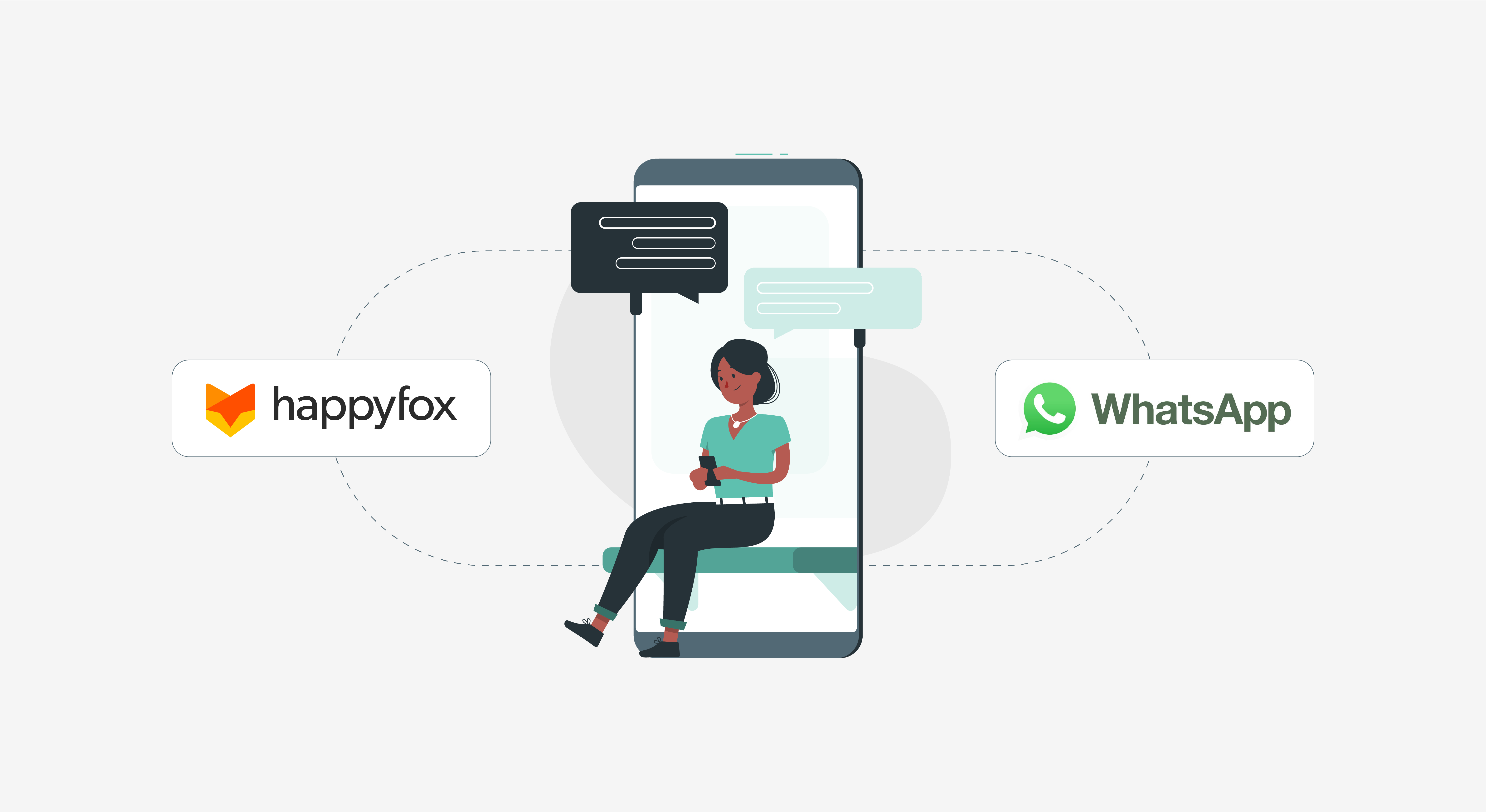 HappyFox + WhatsApp: Elevate Your Customer Service Experience to the Next Level