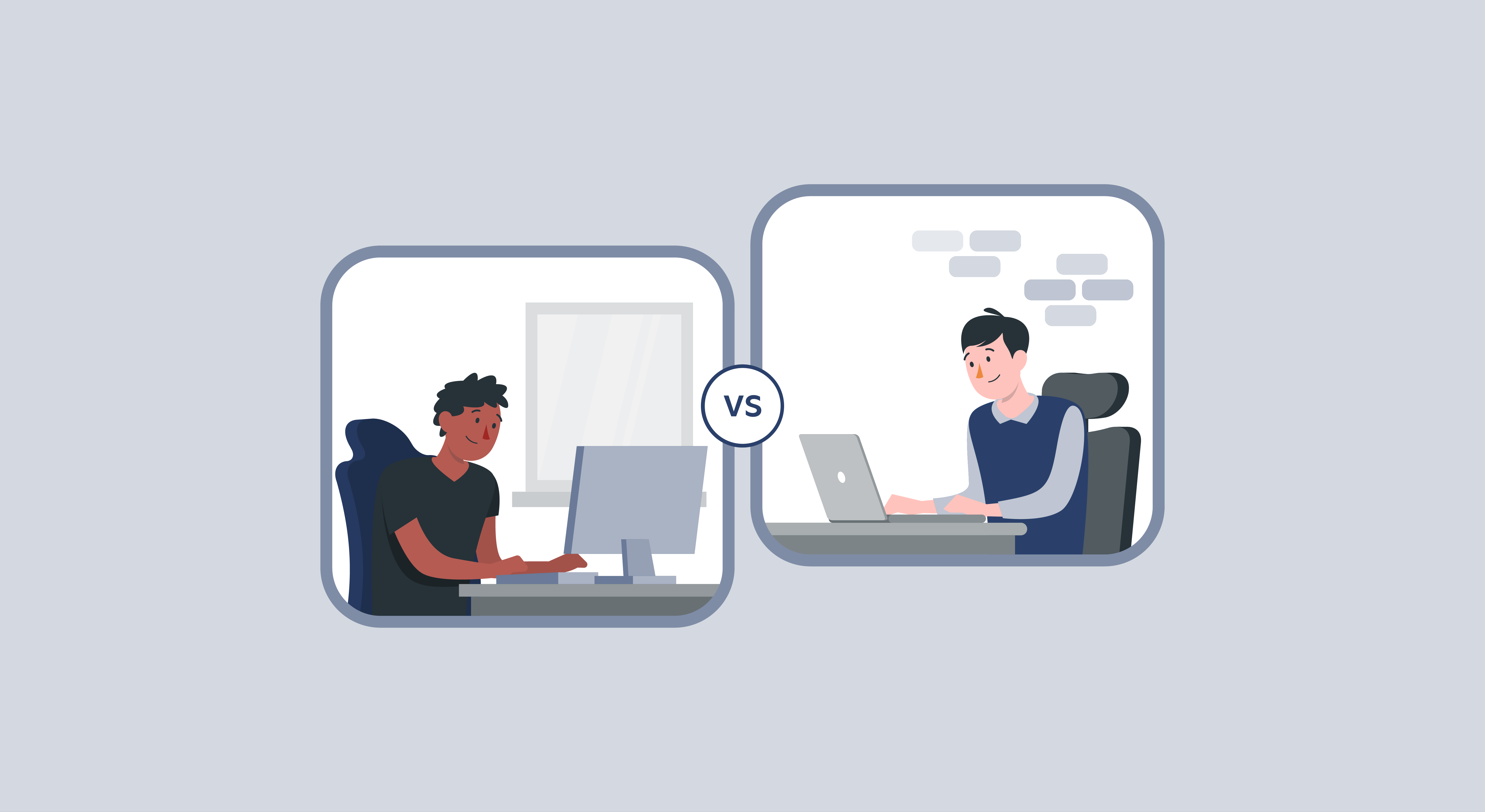 Help Desk vs. Service Desk – What's the Difference? [Infographics]